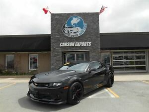 2014 Chevrolet Camaro WOW SHARP SS! FINANCING AVAILABLE!