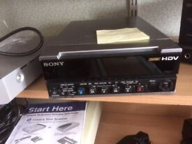 Sony Digital HD video cassette Recorder