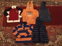 LARGE Bundle of Boys clothes in very good condition size 5.6.7 years