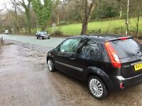 Ford Fiesta style climate 1.2 57 plate