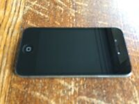 Used Iphone 4 Black 8GB