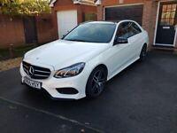 Mercedes-Benz, E CLASS, Saloon, 65 plate, Semi-Auto, 2987cc-lots of extras