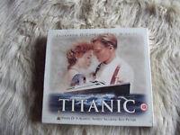 Titanic Video presentation box with film strip