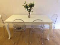 Next 'Lily' Dinning Table