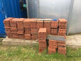 Terracotta Rosemary roof tiles