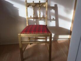 Gold Festive Chair