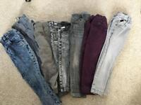 Boys jeans/trousers 2-3yrs