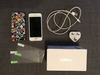 Iphone 5, white, 64GB, unlocked in very good condition