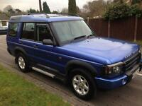 2003 Landrover Discovery 2 TD5 GS 7 seater