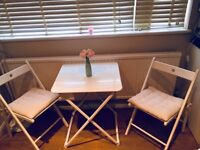 IKEA Folding Chairs & Folding Table - NEW - Indoor & Outdoor use!