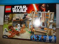 STAR WARS LEGO NEW 75139