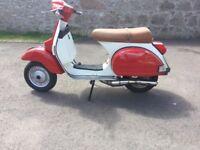 Vespa pc 125 Scooter