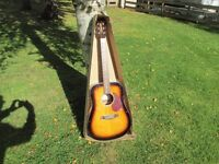 ACOUSTIC GUITAR unplayed