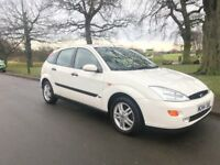 FORD FOCUS ZETEC IN WITH LOW MILES HARD TI FIND IN THIS CONDITION