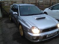 2001 Subaru Impreza Non Turbo