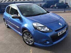 2009/59 RENAULT CLIO 1.6 GT 3dr # RARE CAR # BEST COLOUR AVAILABLE # LOW MILEAGE # CAT C