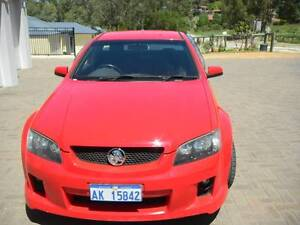 HOLDEN VE V8 6LITRE 6 SPEED MANUAL UTILITY Perth Perth City Area Preview
