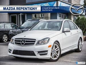 2014 Mercedes-Benz C-Class C300 4MATIC**WOW IMPECCABLE**