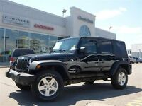 2015 Jeep WRANGLER UNLIMITED Sport NEW 4X4 Power Opts Traction C