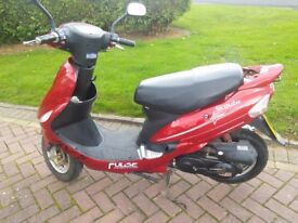 2014 - Pulse Scout 50cc, Great Condition. low miles