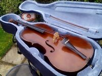 CELLO 3/4 SIZE ARTIA EXCELSIOR BOOSEY & HAWKES 60's/70's? OFFERS