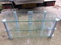 TV / DVD / Sky Box Stand / Shelf Unit