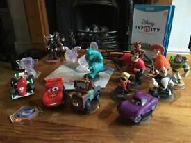 Wii U Disney Infinity 1.0 Bundle