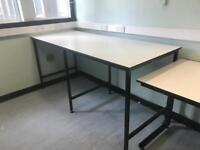 Trespa Lab Tables (Job Lot)