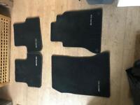 Mercedes a class amg mats