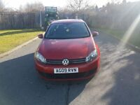 Volkswagen Golf MK6 2.0 TDI CR SE 5dr (09 Reg) - 78000 Genuine Low Mileage + 12 Months MOT