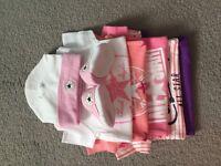 Converse baby bundle brand new