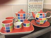 Whitard tea/coffee set