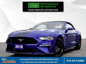 2018 Ford Mustang GT Performance Package ***Cap Unit, NAV***