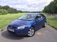 2007/57 FORD FOCUS 1.6 STYLE, PETROL, MANUAL, 5-DOOR HATCHBACK***LONG MOT***LOOKS & DRIVES GREAT