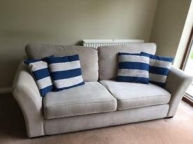 3 seater sofa, very good condition £250