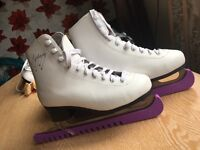 Ice Skating Boots - Size 5