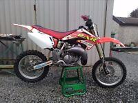 Honda cr85, 2007