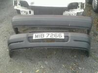 Ford Escort mk4 bumpers