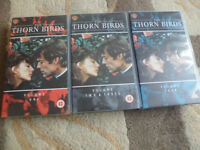 For Sale - Complete Series Of The Thorn Birds VHS
