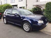VW Golf Mk4 - FSH - 17 stamps in the book - Need to sell ASAP - open to offers