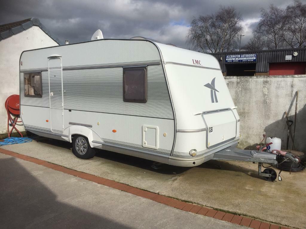 Lmc caravan 16ft fixed bed 2004 | in Accrington, Lancashire | Gumtree