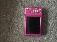 Panasonic LUMIX digital camera (pink/rose)