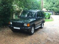 Immaculate 2001 Land Rover Discovery Td5 Gs - 5 Seats