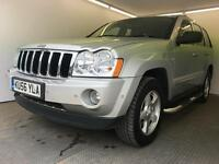 2006 | Jeep Grand Cherokee 3.0 Limited Station Wagon | Diesel | Auto | 1 Former Keeper | 1 Year MOT
