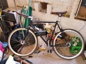 Men's fixie bike