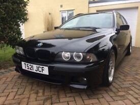 BMW 540i V8 Touring