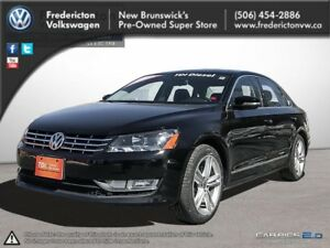 2015 Volkswagen Passat Highline 2.0 TDI 6sp