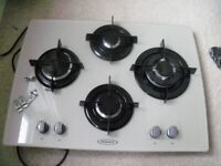 Gas hob by Hotpoint