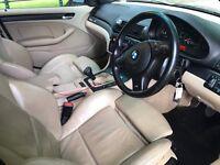BMW E 46 Salon 3.0 Diesel sport