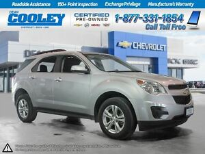 2015 Chevrolet Equinox LT/SUNROOF/0.9% FINANCING/HTD FRONT SEATS